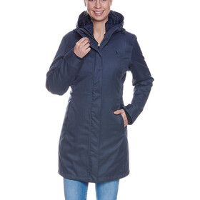 Tatonka Jonno Cappotto 3in1 Donna, matt blue